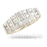 1.00CT Round Cut Diamonds Fashion Ring
