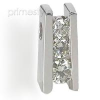 0.35CT Round Cut Diamonds Pendant