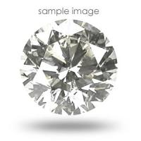0.61CT Round Cut G/SI1 Loose Diamond